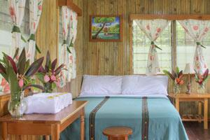A room at Midas Tropical Restort San Ignacio, Belize